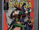 CAPTAIN AMERICA #118 CGC 5.5 STAN LEE SS SIGNED 2ND APP OF FALCON #1206551012