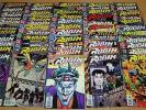 DC COMICS ROBIN   61-120 UNBROKEN RUN BATMAN 1999-2004