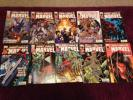 Mighty World of Marvel Volume 5 Issues 1,2,3,4,5,6,7,8,9,10
