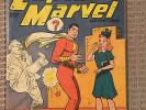 CAPTAIN MARVEL ADVENTURES No. 57 March (1946): CAPT. MARVEL and the HAUNTED GIRL