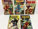 Tales Of Suspense #95,96,97,98,99 Higher Grade (5-issue LOT - Iron Man) Marvel