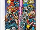 DC Versus Marvel / Marvel Versus DC #1-4 (Feb-May 1996, DC) NM-/NM (9.2/9.4)