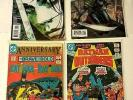 BRAVE AND THE BOLD #200 & BATMAN AND THE OUTSIDERS #1 1ST KATANA SUICIDE SQUAD +