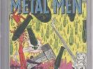Metal Men #1 CGC 4.0 1st issue of Metal Men Must See