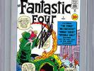 FANTASTIC FOUR #1 CGC-SS 9.6 SIGNED BY STAN LEE *MARVEL MILESTONE ED* 1991