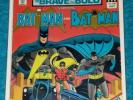 Brave and the Bold #200 1st app Outsiders & Katana. Suicide Squad movie, Batman.