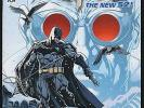 BATMAN ANNUAL #1 2012 DC Comics NEW 52 Snyder NIGHT of the OWLS MR FREEZE