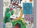 *SIGNED JACK KIRBY* fantastic four #1 marvel milestone edition-certified Wow