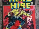 Marvel - LUKE CAGE HERO FOR HIRE #1 Issue  1972  Glossy FN (pictures)