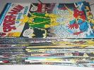 HUGE LOT OF SPIDER-MAN COMICS WEEKLY , 1975 , THOR , IRON MAN  # 101 TO  140