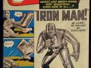 1963 MARVEL COMICS TALES OF SUSPENSE #39 6.0 FN BEAUTIFUL 1ST IRON MAN AVENGERS