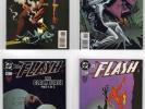The Flash 138 139 140 141 1st Black Flash New TV Show Villain