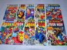 Iron Man 101-129 HIGH GRADE Lot Comics nearly Complete Run Chicago Collection