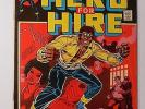 LUKE CAGE, HERO FOR HIRE 1 (Marvel June 1972) 1st Issue comic / Power Man Origin