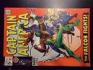 Marvel Captain America 118 2nd Appearance Of The Falcon
