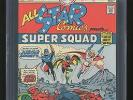 All Star Comics (1940-1978) #58 CGC 9.4 (1360608011)