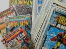 48 bk IRON MAN LOT/VINTAGE 70's/80'S/90'S/99 100 101 113 136 137 169 200