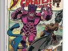 MARVEL'S GREATEST COMICS #36 REPRINTS FANTASTIC FOUR 49 FIRST APP GALACTUS