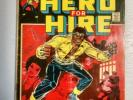 Luke Cage Hero for Hire #1 (Jun 1972, Marvel) 1st Issue Good/VG