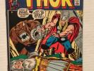 THE MIGHTY THOR #198 #199 #200 #201 #202 Vintage Marvel Comics