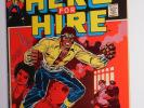 LUKE CAGE, Hero For Hire 1 (Marvel Comics June 1972) Power Man Key Origin Issue
