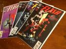 The FLASH #138,139,140,141 (1998) BLACK FLASH complete set 1st appearance NM