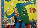 Superman Double Double collects Issues #188,189,191 & 194. 1967 DC very rare.