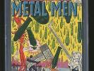 Metal Men (1963 1st Series) #1 CGC 6.0 (1342670009)