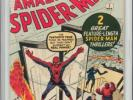 The Amazing Spider-Man #1 Curator Pedigree (Marvel, 196 Lot 91233