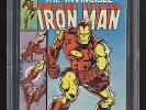 Iron Man (1968 1st Series) #126 CBCS 9.6
