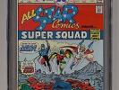 All Star Comics (1940-1978) #58 CGC 9.6 (0962626026)