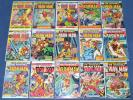 Iron Man #46-133 Bronze Age Lot 50 Issues #47,66,69,96,120,131,132,133