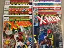 Uncanny X-men 109,110,111,112,113,114,115,117,118, Annual #3 - (no  #116)