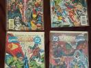 DC Versus Marvel 1 2 3 4 NM/NM+ 1996 Marvel Versus DC ALL NEAR MINT +