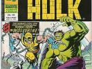 MIGHTY WORLD OF MARVEL # 198 ( 1st FULL App. WOLVERINE - INCREDIBLE HULK # 181)