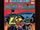 Brave and the Bold #200 VF+ Aparo 1st Batman & Outsiders Katana Halo & Geo-Force