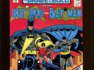 Brave and the Bold #200 (News) VF 1st Batman & Outsiders Katana Halo & Geo-Force