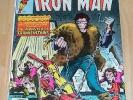 "IRON MAN #101 FINE- CONDITION 35 CENT VARIANT HARD TO FIND ""SHIPS FREE"""