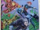 AVENGERS THE CROSSING, AVENGERS #390,#391,#392,#393,#394,#395 AVENGERS TIMESLID