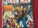IRON MAN #101 35 CENT VARIANT MARVEL COMICS VG 35¢