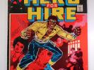 LUKE CAGE, HERO FOR HIRE 1 (Marvel 1972) KEY #1 Origin Issue / Hot Title