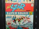 All-Star Comics #58 - 1st App of Power Girl - CGC Grade 9.6 - 1976