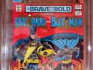 Brave and the Bold 200 CGC  9.6 NM+ * DC 1983 *  1st Batman and The Outsiders