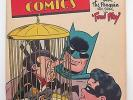 Detective Comics #120 (VG/F) 5.0 Golden Age Batman DC, Penguin Cover