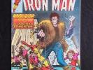 Iron Man #101 MARVEL 1977 - NEAR MINT 9.8 NM -1st app Dreadknight- Frankenstein