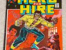 Luke Cage, Hero For Hire #1, June 1972 Marvel, Sensational Origin Issue