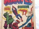 The Mighty World of Marvel # 1-3 + 9 other issues from1972/73