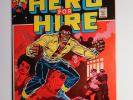 LUKE CAGE, HERO FOR HIRE 1 (Marvel 1972) KEY #1 Origin Issue / Many Photos