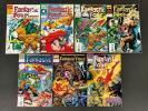 FANTASTIC FOUR UNLIMITED 1993 #1 TO 12 COMP. NM SHARP ALL GIANT SIZED ANTMAN