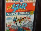 All Star Comics #58 CGC 9.6 1st appearnce of Power Girl